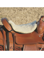 Cashel Western Seat Saver - Long - Fleece