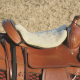 Cashel Western Seat Saver - Long - Fleece