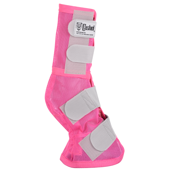 Cashel Crusader Cool Leg Guards III - Pink