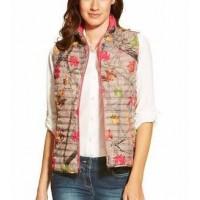 Cashel Ladies Hot Leaf Vest