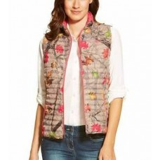 Cashel Ladies Hot Leaf Vest