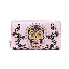 Montana West Sugar Skull Wallet