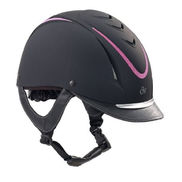 Ovation Glitz - Black/Pink
