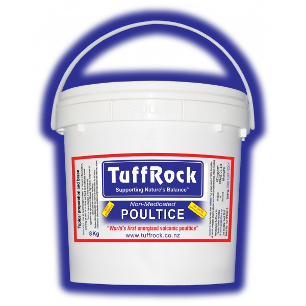 TuffRock Non-Medicated Poultice 8kg
